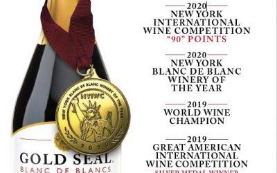Gold Seal Blanc de Blancs